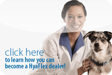 Click here to learn how to become a HyaFlex dealer